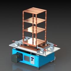 振動平台 【地震模擬機】