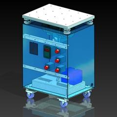 電子產品振動破壞測試平台