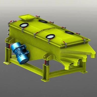 橡胶粉振动分级筛选机